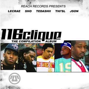 116clique - Compilation album