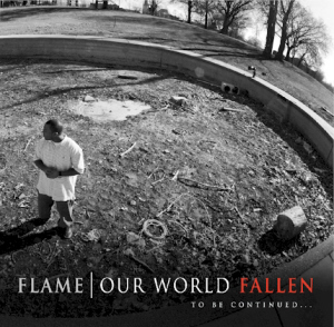 flame - Our world Fallen